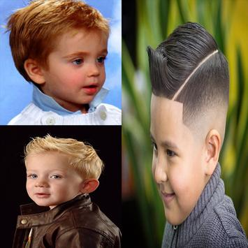 Peinados para Niños poster