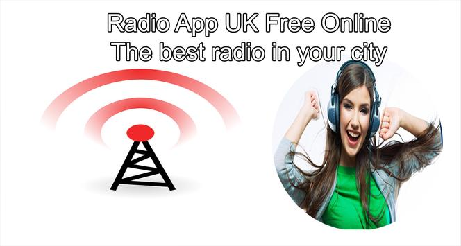 Radio Player App UK Radio FM UK screenshot 1