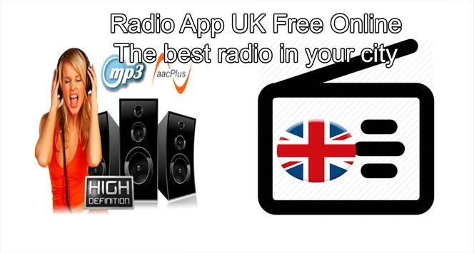 Radio Player App UK Radio FM UK screenshot 4