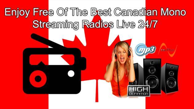 WEFUNK Radio Canada FM Radio Funk Hip Hop Music poster