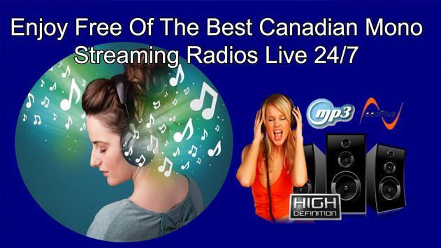 WEFUNK Radio Canada FM Radio Funk Hip Hop Music screenshot 13