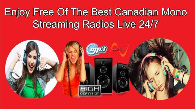 WEFUNK Radio Canada FM Radio Funk Hip Hop Music screenshot 4
