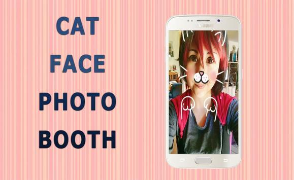 Cat Face Editor Camera screenshot 1