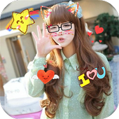 Cat Face Photo Filter icon
