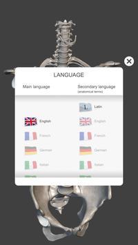 Anatomia 3D para artistas imagem de tela 17