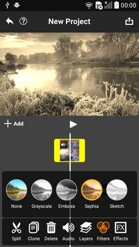 Video Editor AndroMedia screenshot 3