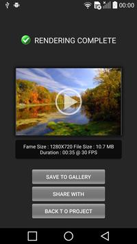 Video Editor AndroMedia screenshot 7