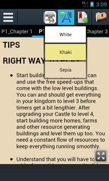 Tips for March of Empires poster