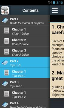 Tips for March of Empires screenshot 1