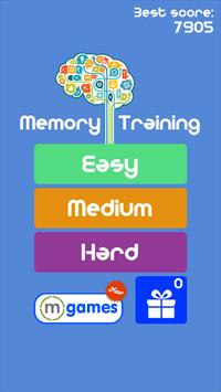 Memory Training screenshot 4