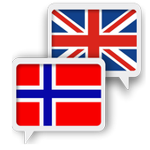 Norwegian English Translate icon