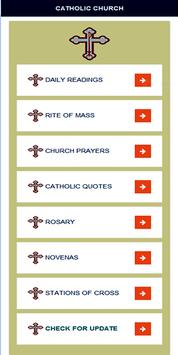 CATHOLIC MISSAL poster