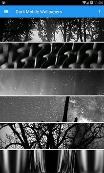 Dark Wallpaper Plus poster