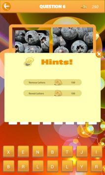 Guess the Fruit World screenshot 3