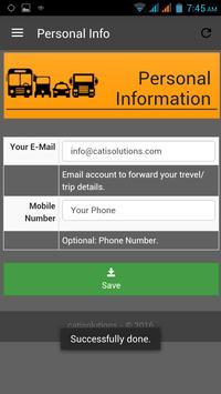 Mobile Taxi Meter, Auto Meter apk screenshot