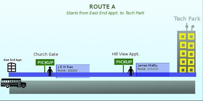 School Bus Route - Publisher apk screenshot