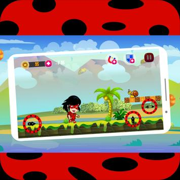Ladybup miraculous Catkissing screenshot 2