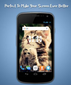 Cat Live Wallpaper poster
