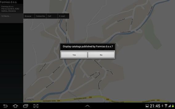Catlogr - Digital publishing apk screenshot