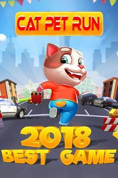 Tom Cat Pet Run screenshot 5