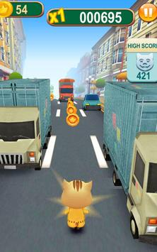 Subway Cat Runner -Online Rush screenshot 1