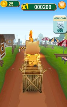 Subway Cat Runner -Online Rush screenshot 2
