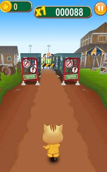 Subway Cat Runner -Online Rush screenshot 3