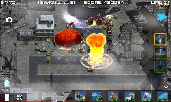 Global Defense: Zombie War apk स्क्रीनशॉट