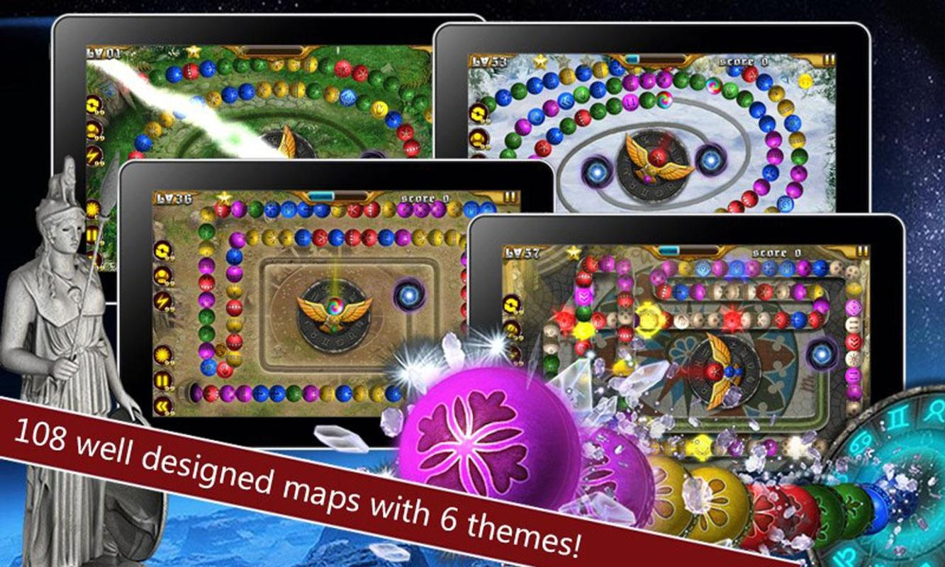 Marble Blast Zodiac Online For Android Apk Download
