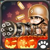 Little Commander WW2 Halloween icon