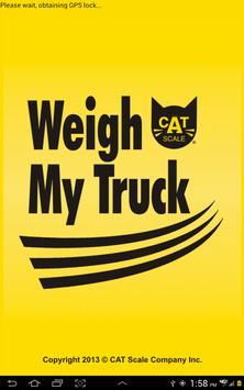 Weigh My Truck apk تصوير الشاشة