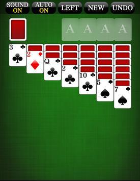 Klondike Solitaire[card game] apk screenshot