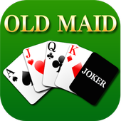 Old Maid [card game] icon