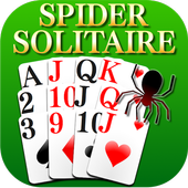 Spider Solitaire 3 [card game] icon