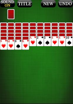 Spider Solitaire 3 [card game] poster