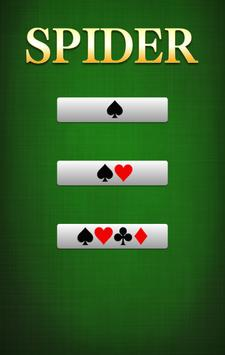 Spider Solitaire [card game] poster