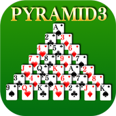 Pyramid 3 [card game] icon