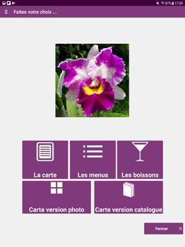eCarte&MenuResto screenshot 1