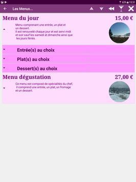 eCarte&MenuResto screenshot 4