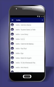 Indila Full Songs screenshot 1