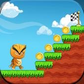 Cat World - jungle adventure & super world icon