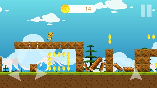 Cat World - jungle adventure & super world screenshot 6
