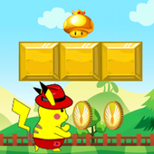 Pika Pika Adventure Poke World icon
