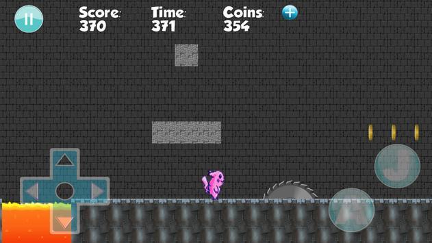 Pika Pika Adventure Poke World screenshot 3
