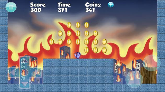 Pika Pika Adventure Poke World screenshot 2