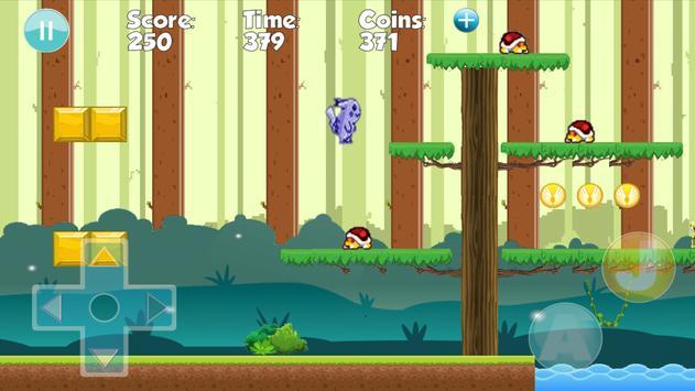 Pika Pika Adventure Poke World screenshot 5