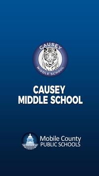 Causey Middle poster