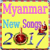 Myanmar New Songs icon