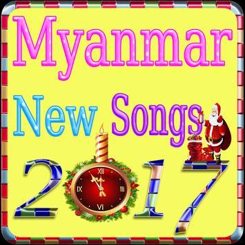 Myanmar New Songs poster