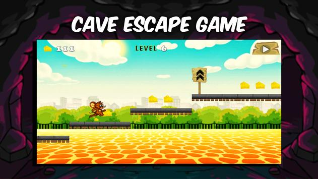 Cave Tom Escape Fun Jerry Game poster